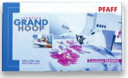 Pfaff Creative Grand Hoop (250x225mm)