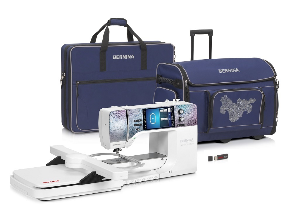 Bernina B480 Special Edition