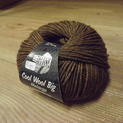 Cool Wool Big - melange338